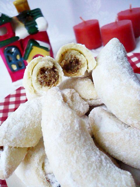 Gabriella's adventures in the kitchen :): Snow Crescent