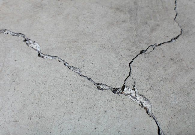 Solved What Cracks In The Basement Floor Really Mean Basement Flooring Basement Decor Basement Floor Plans