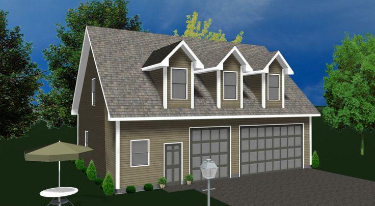 Best 10 prefab garages ideas on pinterest prefab garage for Pre built garage with apartment