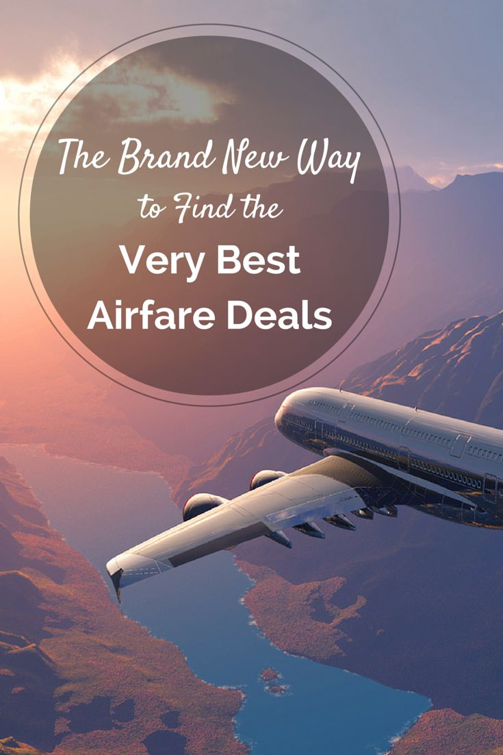 The Brand New Way to Find the Very Best Airfare Deals | Easy Planet Travel - World travel made simple