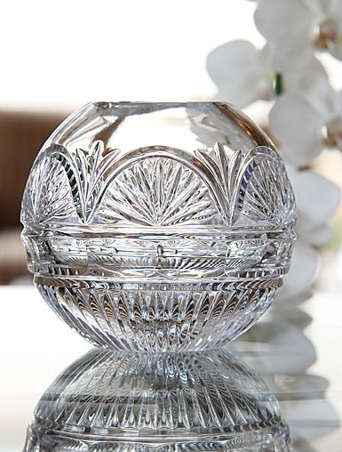 a look at the history of waterford crystal