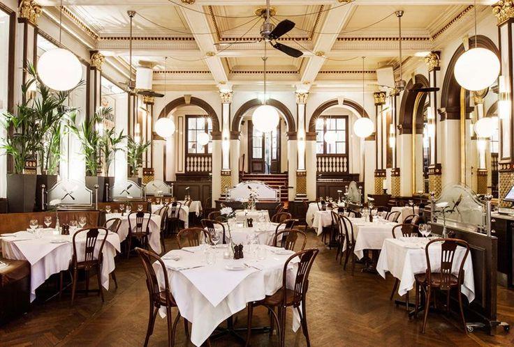 Besök Café le fil du Rasoir på Elite Hotel Mollberg i Helsingborg