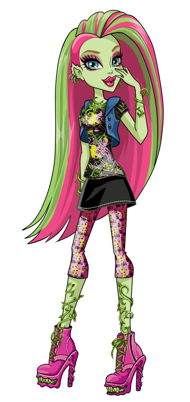 Pin By Amanda Fleming On Monster High Monster High