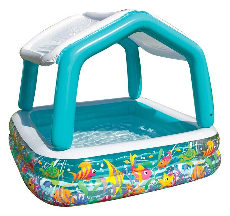 Swimmingpool aufblasbar rechteckig  Die besten 25+ Pool rechteckig Ideen nur auf Pinterest ...