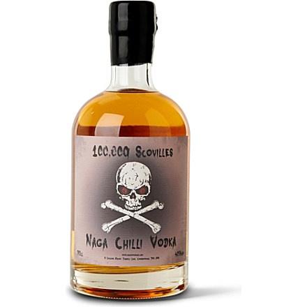 MASTER OF MALT Naga chilli vodka 700ml