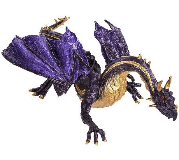 Figurine Dragon Claire de lune