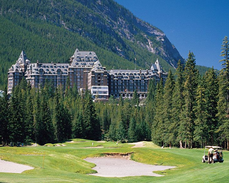 The Fairmont Banff Springs Hotel | Luxury Banff Golf Resort Hotel