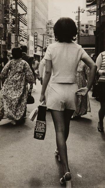 Photo by Yim, Eung-sik 1960 Seoul