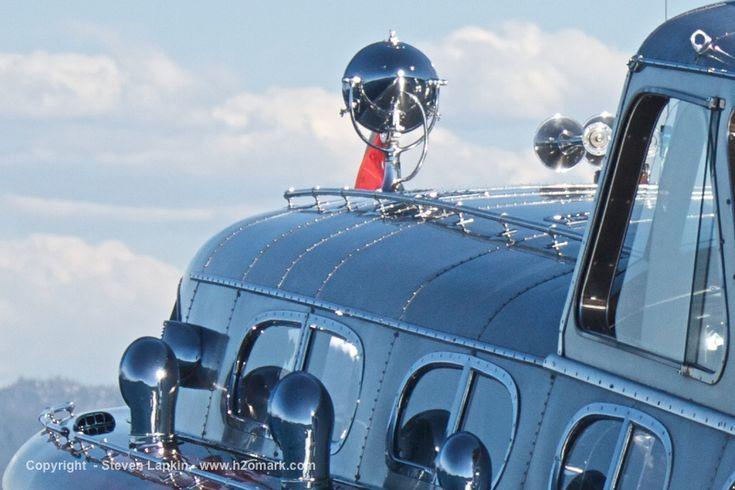 It's A Good Day For A Cruise On Thunderbird - Courtesy Of Steve Lapkin