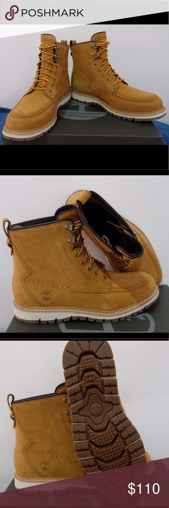 NIB! Men Timberland Waterproof Boots - size 9 NIB! Men Timberland Waterproof Boots - size 9 Timberland Shoes Boots