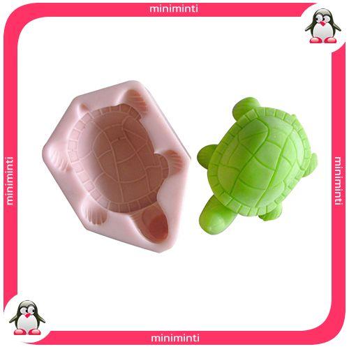 turtle soap mold, kaplumbağa sabun kalıbı. www.miniminti.com