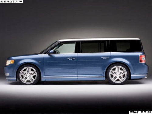 FUTURE FAVE?  Ford Flex