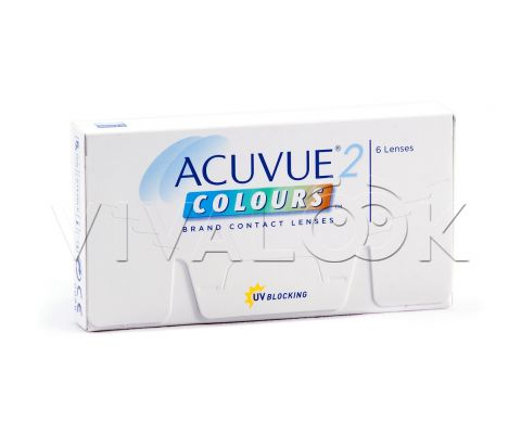 Acuvue 2 Colours Opaques