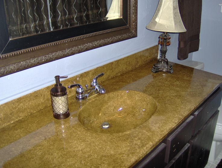 Website Picture Gallery Can u afford to replace your vanity top in your bathrooms Here you will find DIY step by step instructions for painting a vanity top