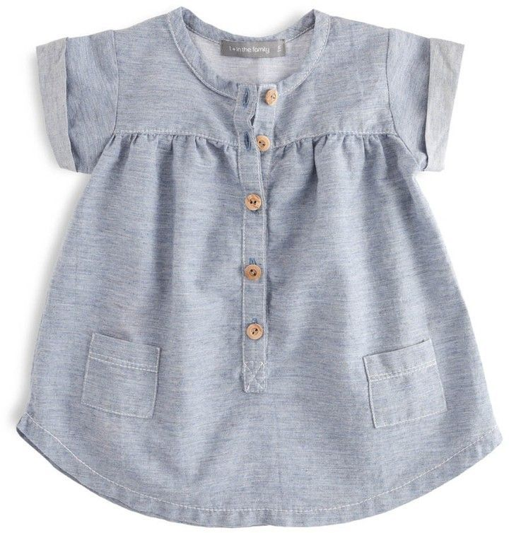 Alice Buttoned Dress