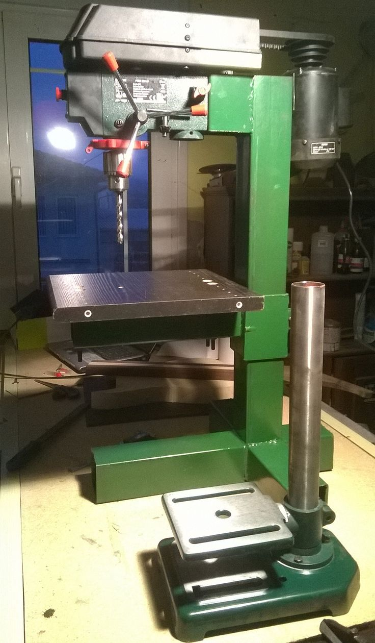Drill Press Bench Woodworking Projects Amp Plans