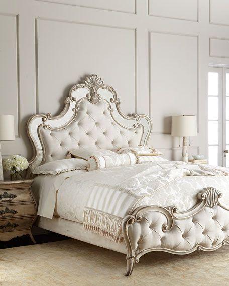 Estelline Three Drawer Nightstand Bedroom Furniture