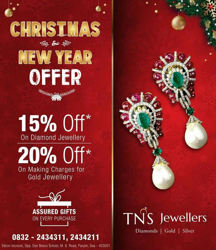 9 best tns jewellery facts images on pinterest alternative corn hurry up celebrate this years festive season in timeless style with our christmas offer fandeluxe Choice Image