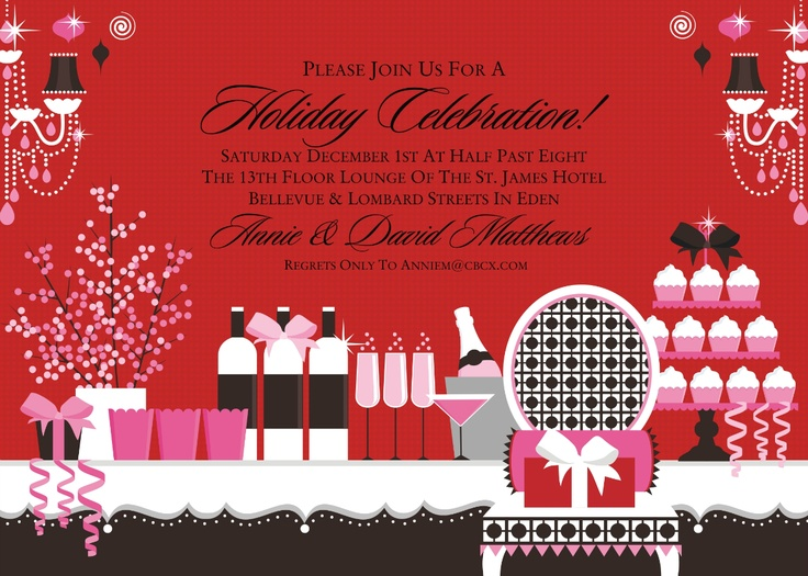 10 best Invites images on Pinterest Boxing, Ideas party and Apples - best of invitation party card
