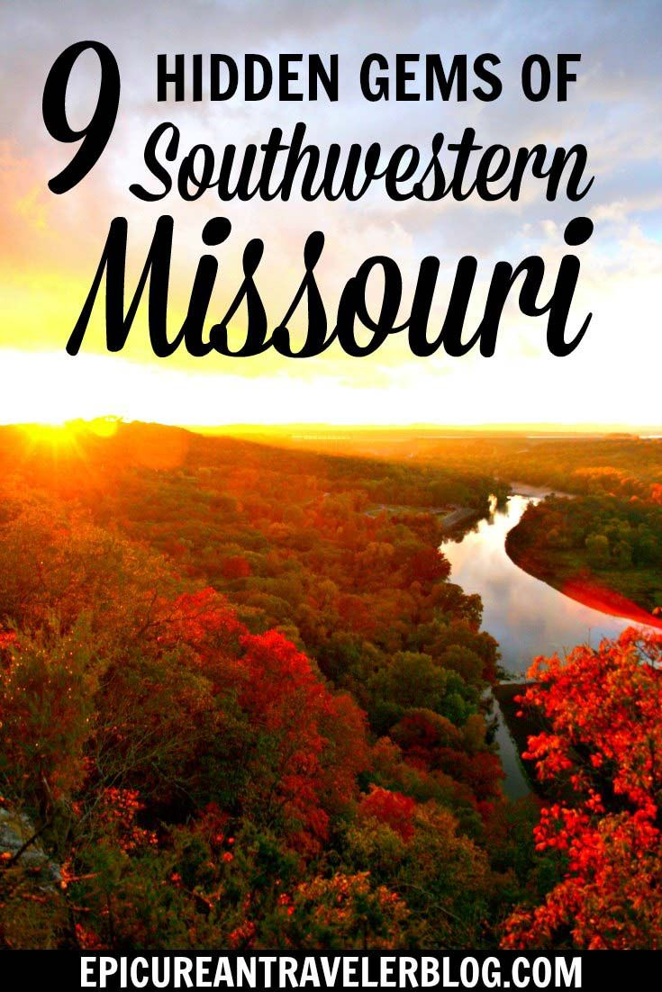 Whether you like the outdoors, family-friendly attractions, musical shows, or relaxing at luxury resorts, there is something for everyone in southwestern Missouri. Here are 9 hidden gems you need to check out during your visit!
