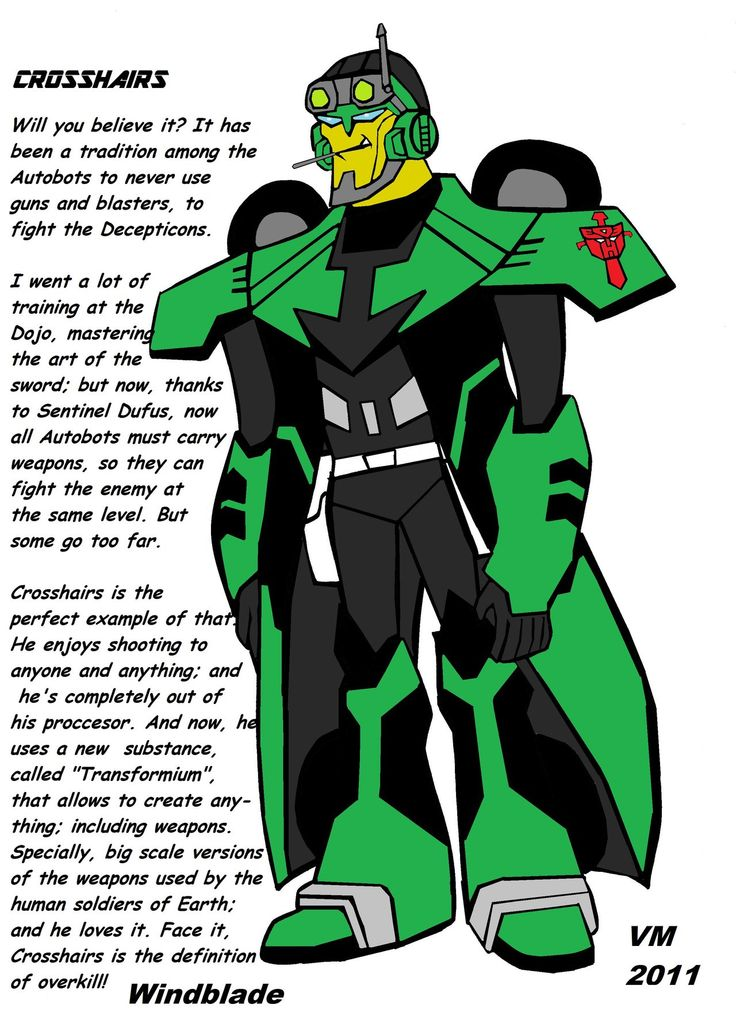 CROSSHAIRS Transformers Decal Removable WALL STICKER Age Of Extinction Movie