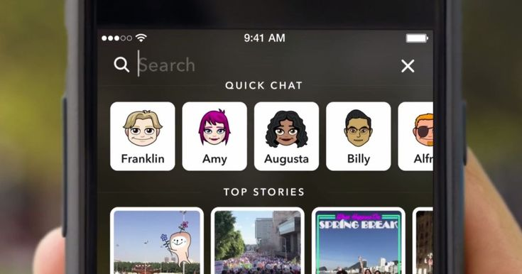 Snapchat Stories may be coming to the web