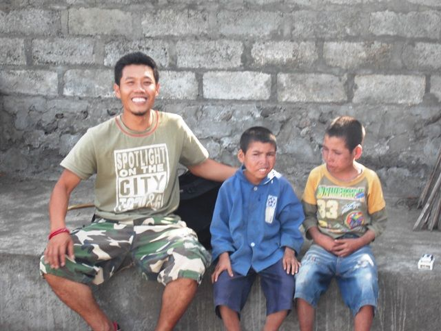 Cempaka Putih Foundation. Grass roots community foundation for poverty relief in the central mountains of Bali.