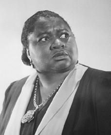 """Hattie McDaniel - Although her role of """"Mammy"""" was and still is controversial, Hattie McDaniel was the first black performer to win an Oscar for best supporting actress for her role in """"Gone With the Wind."""" She was also the first black woman to sing on the radio."""