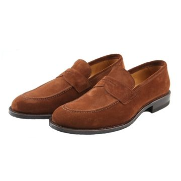 John White - New 2015 John White Shoe Stamford - Brown Suede