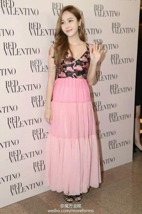 [PREVIEW] 140217 Jessica - RED Valentino event