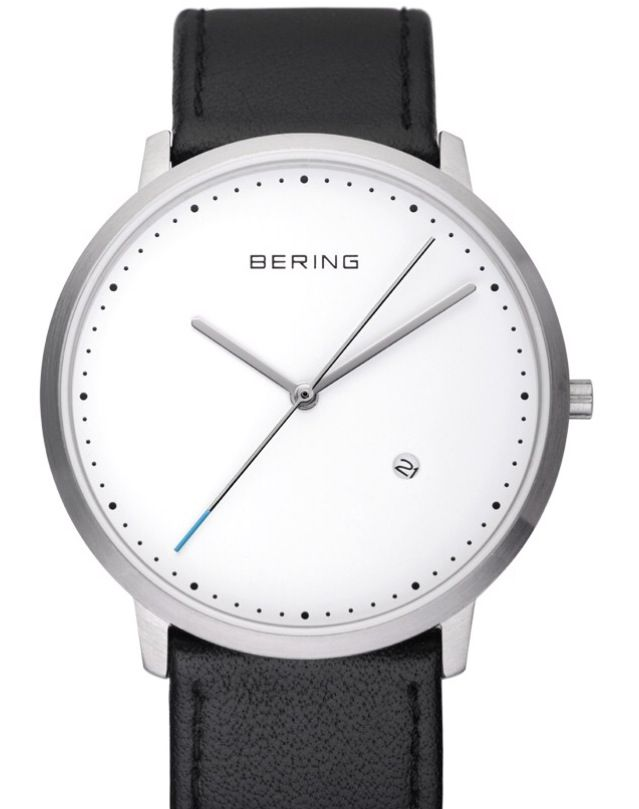 bering watch. simple complexity.