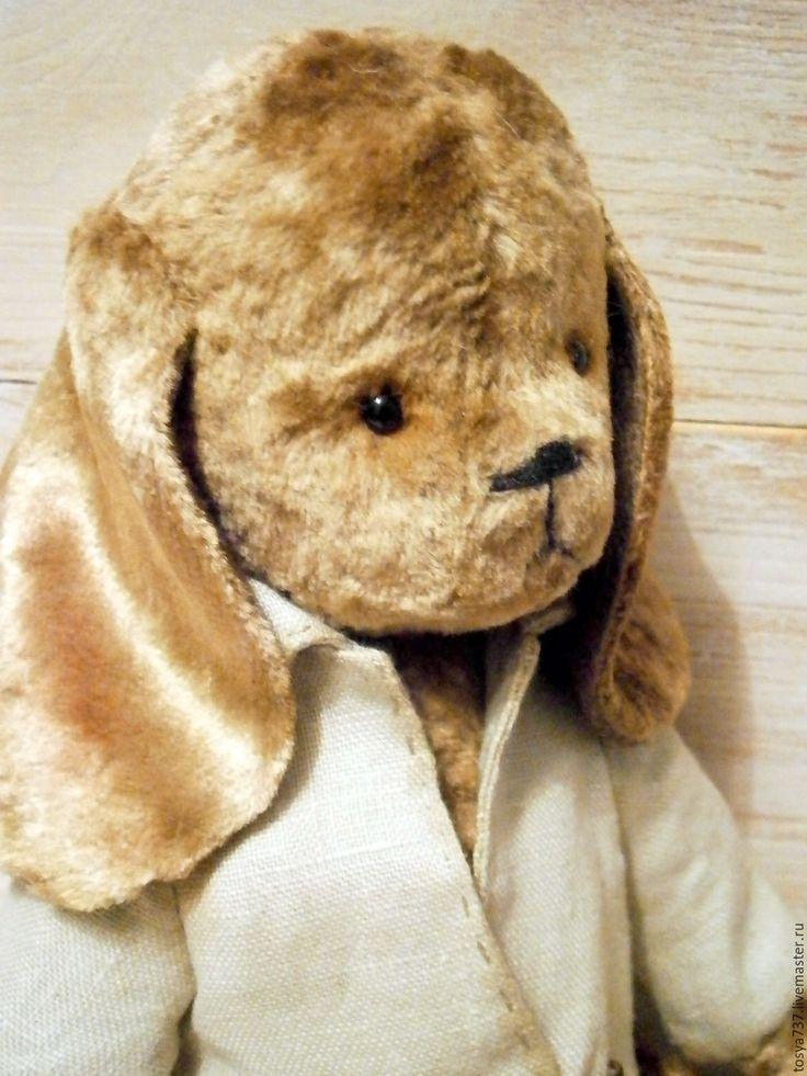Купить Павлик... - бежевый, мишка, мишка тедд, мишка тедди купить, мишка тедди авторский