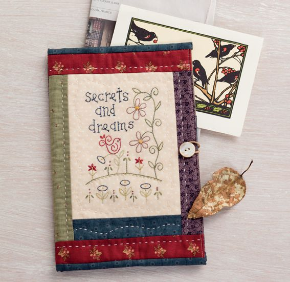 Martingale - Patchwork Loves Embroidery