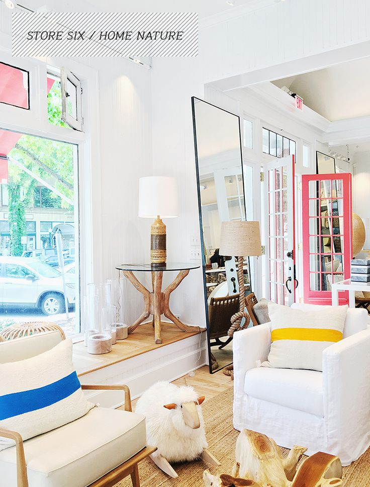 My Sixth Home Decor Store Not To Miss In The Hamptons Is Homenature, Which  Is