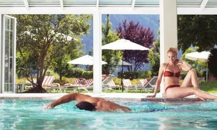 Platz da: heißts bei uns im Alpin Spa im Hotel Oberforsthof. Platz für mich in meinem Urlaub! Deshalb auch der großzügige Wellnessbereich und der wunderschön angelegte Feng Shui Garten! Wellnessurlaub im Salzburger Land!