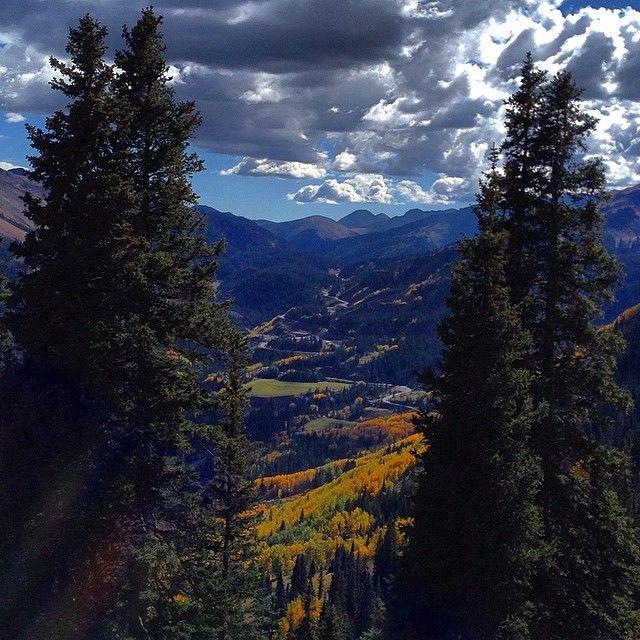 Rocky Mountains in Durango, Colorado