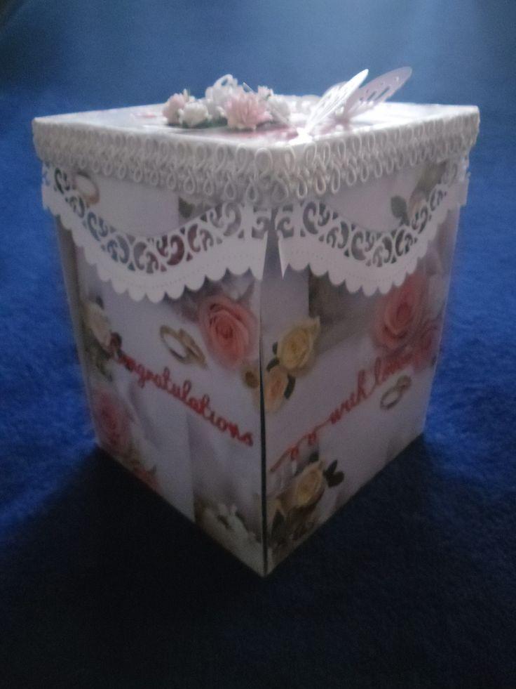 Svatební explo.box 1