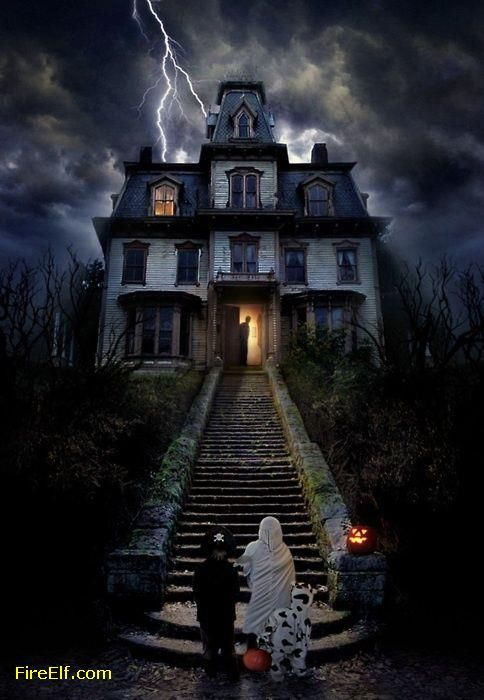Haunted House, Sleepy Hollow, New York, Lets Do This