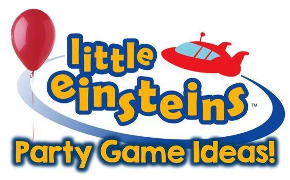 DIY Little Einstein Party Games that will MAKE the Birthday!