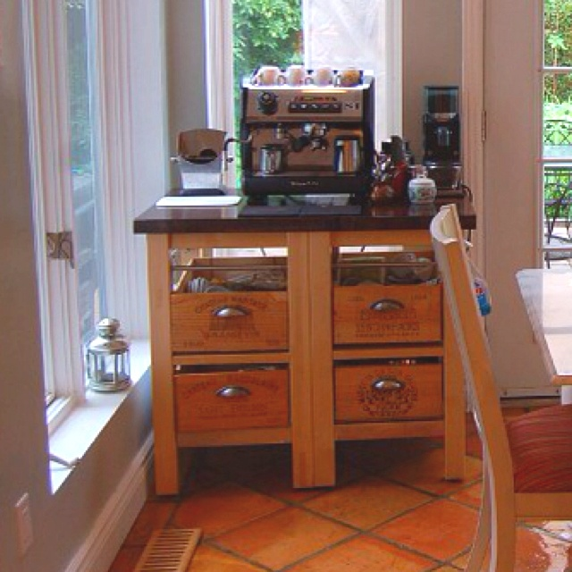 30 Best Images About Kitchen Coffee Bar Ideas On Pinterest