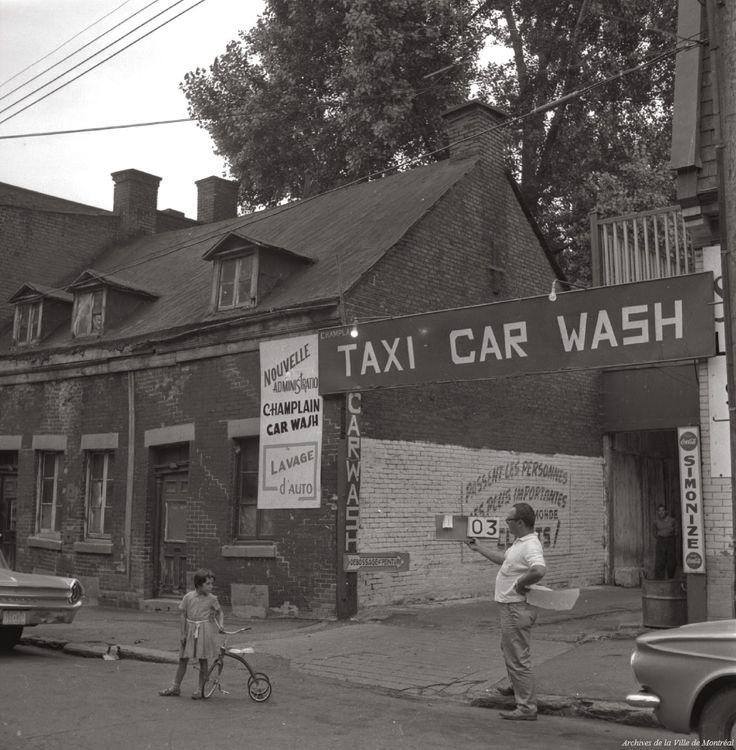 Montréal Taxi Blog