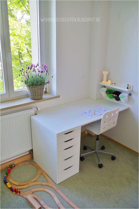 133 best Einrichten und Wohnen images on Pinterest Floral - designer arbeitstisch tolle idee platz sparen