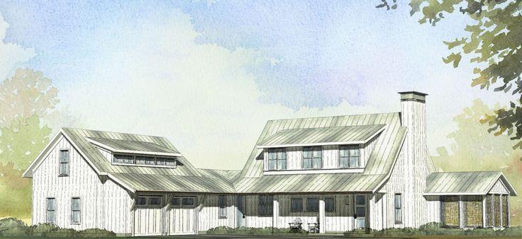 Audobon Modern Farmhouse Architecture 3 beds 25 baths 218 SQ/FT