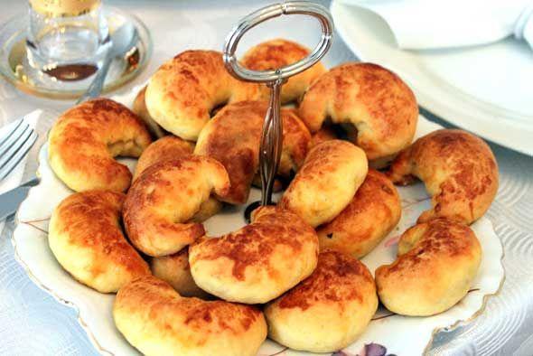 Patates Hamurlu Peynirli Poğaça Tarifi