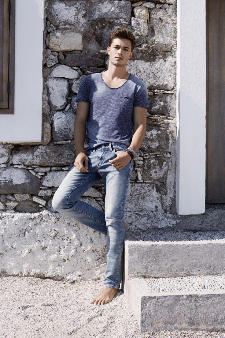 Mens Summer Jeans