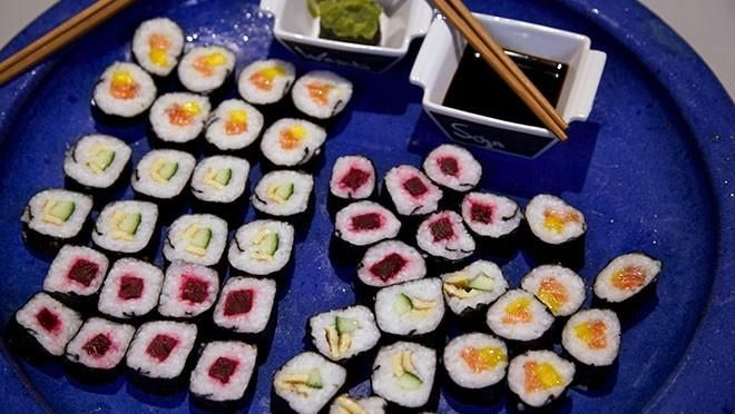 Budget sushi (in 3 varianten) - recept | 24Kitchen