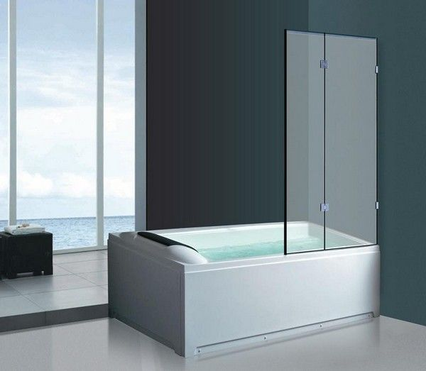 Showers Product | over bath shower panel over bath shower with hinge swing door ...