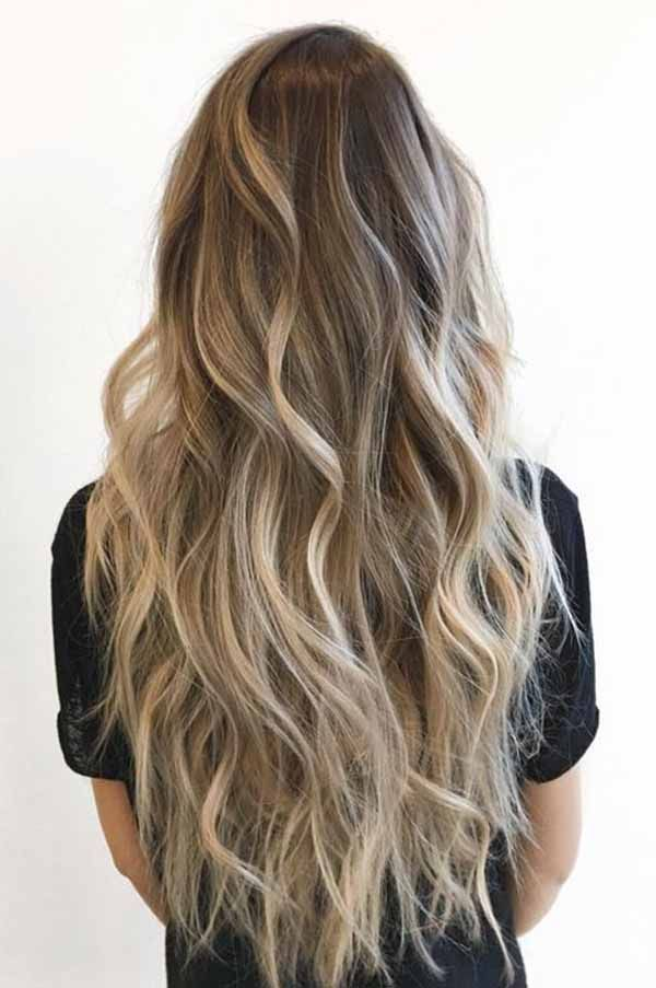 When You Will Lose Anything You Must Try To Recover It Or Regain It With In A Very Short Time Especially If It Is Hair Styles Balayage Hair Long Hair Styles