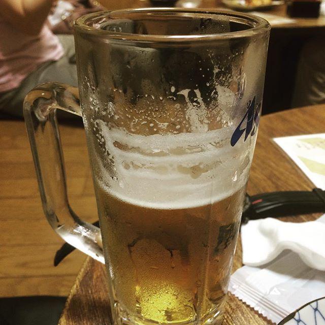基本ビールは飲みませんが今回のチームは飲みの席が多いです #緑茶ハイ #酒が強くなりたい #祖師ケ谷大蔵