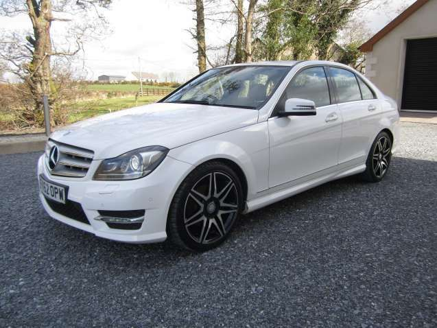 Mercedes Benz C Class 200 2012 Used With Images Benz C Benz